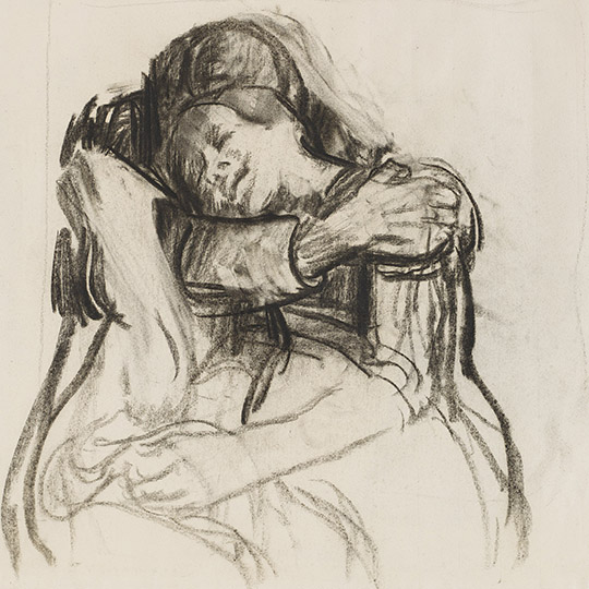 »Loving and letting go ...« Personal Moments in the Work of Käthe Kollwitz