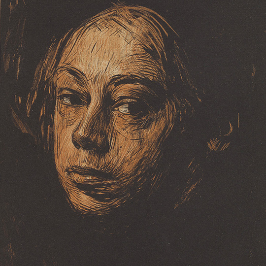 Käthe Kollwitz - A Survey of her Works 1888—1942