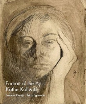 Käthe Kollwitz Portrait of the Artist